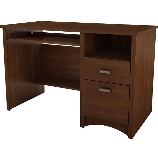 Gascony Cherry Finish Desk