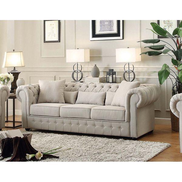 Designer Modern Chestfield Aristocrat Sofa