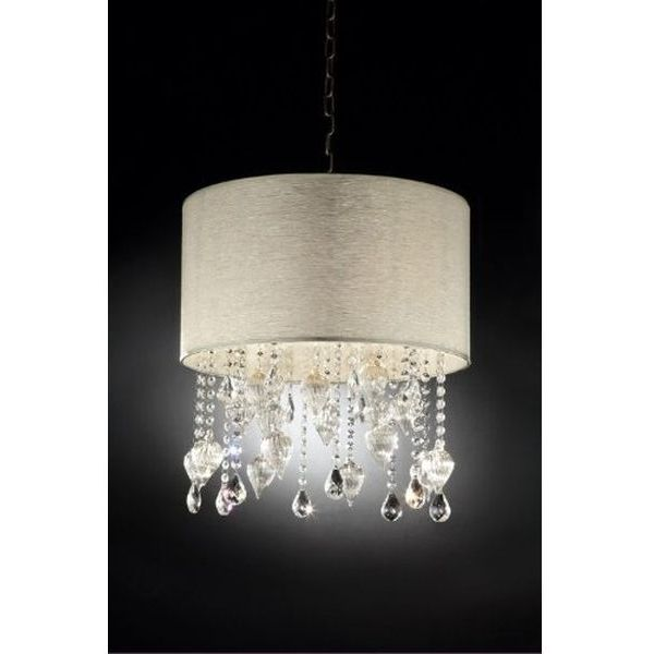 Modern Style Contemporary Crystal Chandelier