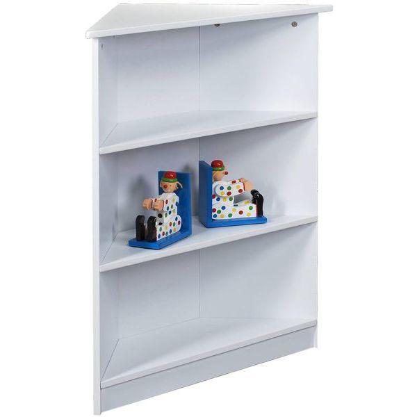 Gift Mark Corner Bookshelf