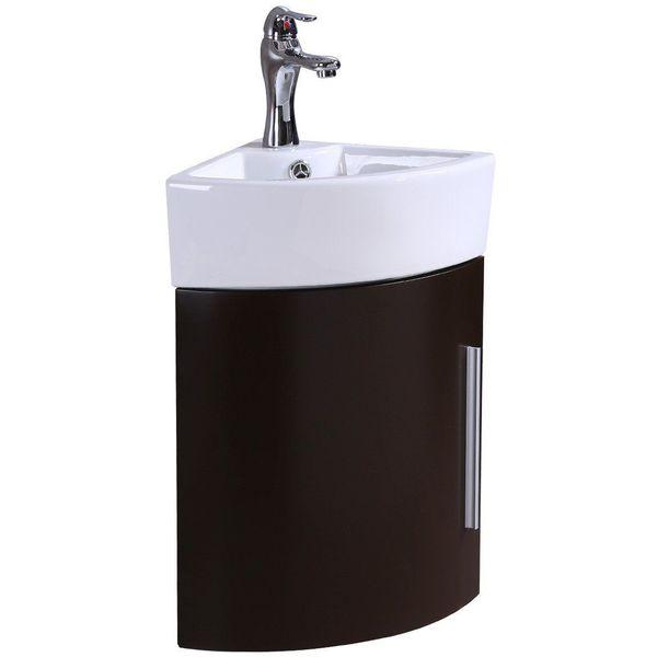 Fairmont Designs Bathroom Corner Vanity