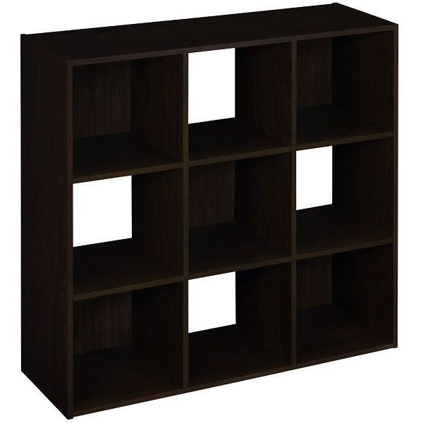 ClosetMaid 9 Cube Bookcase/Organizer