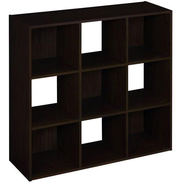 ClosetMaid 9 Cube Bookcase/Organizer