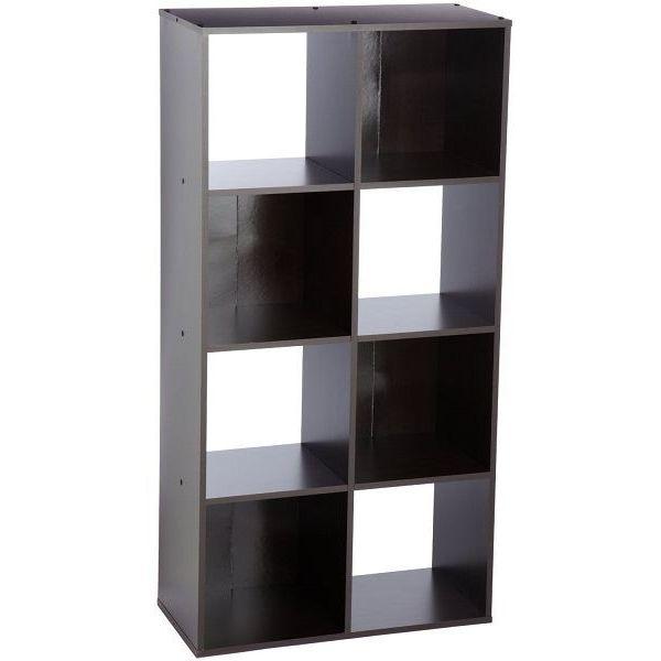 ClosetMaid 8-Cube Stackable Laminate Organizer