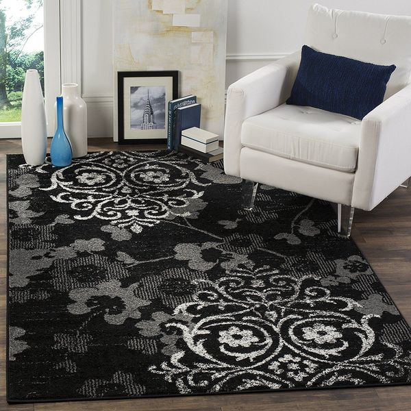 Safavieh Adirondack Collection Damask Rug