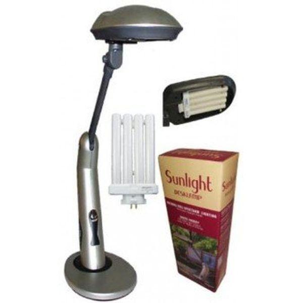 Sunlight Simulating Desk Lamp