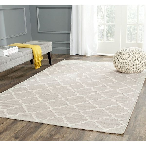 Safavieh Dhurries Contemporary Area Rug