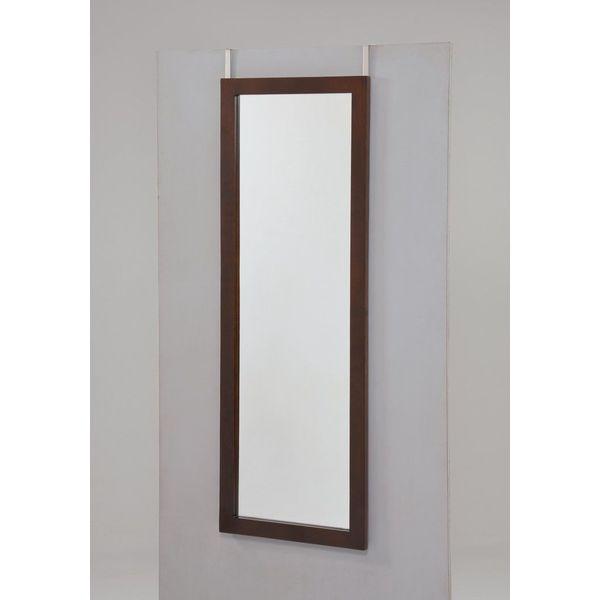 eHomeProductsWooden Door Mirror