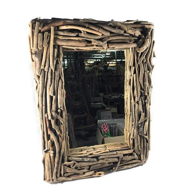 6 Best Driftwood Mirrors Of 2019 Easy Home Concepts
