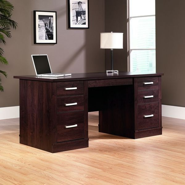 Sauder Executive Office Desk