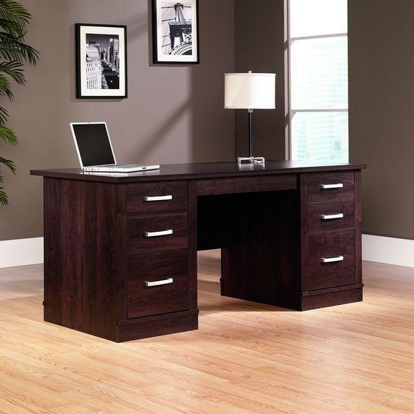 Sauder Executive Office Desk