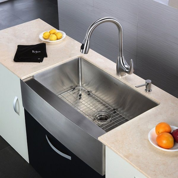6 Best Farmhouse Sinks Of 2019 Easy Home Concepts
