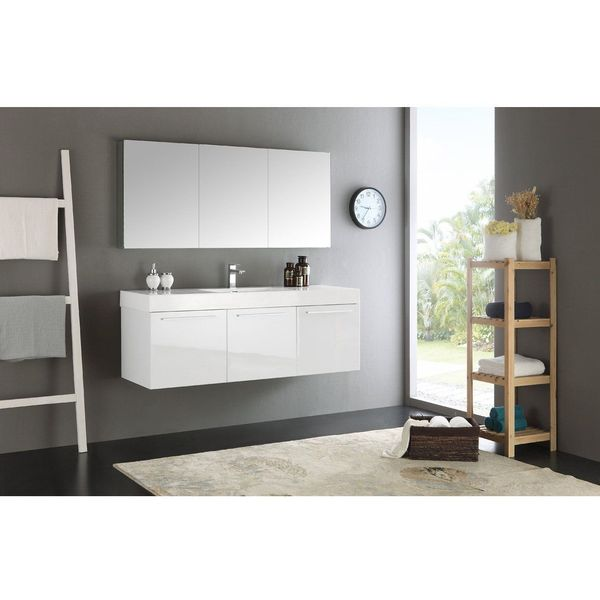Native Trails Halcyon Floating Bathroom Vanity