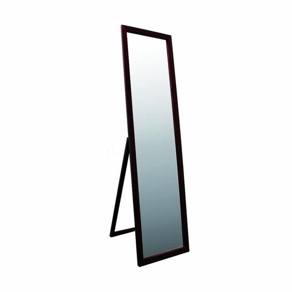ORE International 55-Inch Walnut Finish Stand Mirror