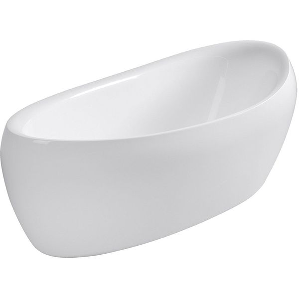 Golden Vantage Bathroom Freestanding Bathtub with Faucets