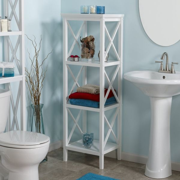 Sourcing Solutions X-Frame Free Standing Towel Tower