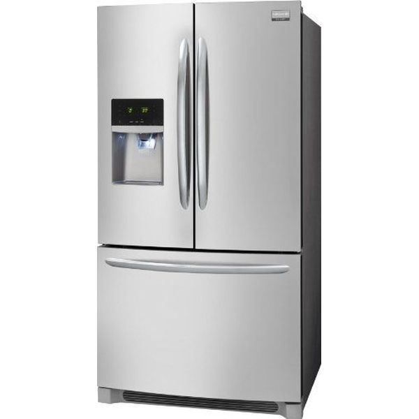 Gallery Series Energy Star Counter-Depth French Door Refrigerator / Freezer