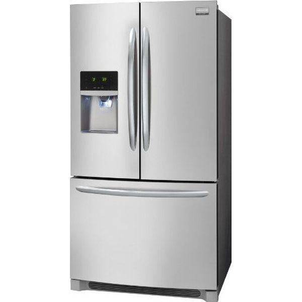 Gallery Series Energy Star Counter-Depth French Door Refrigerator / Freezer