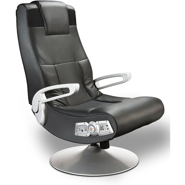 X Rocker Wireless Pedestal Video Gaming Chair
