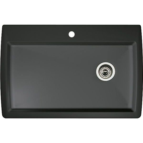 Blanco Undermount Granite Kitchen Sink, Anthracite