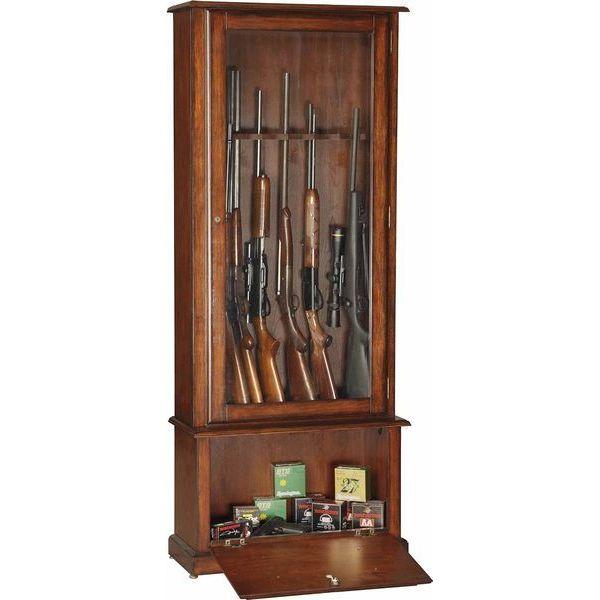 American Furniture Classics Glass Door Display Cabinet