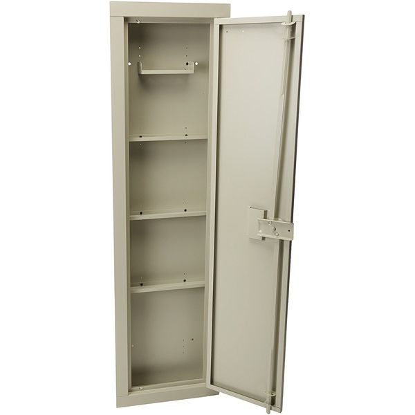 Stack-On Full-Length In-Wall Cabinet