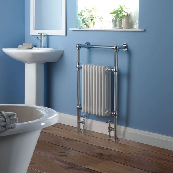 Hudson Reed Traditional Hydronic Heated Towel Rack