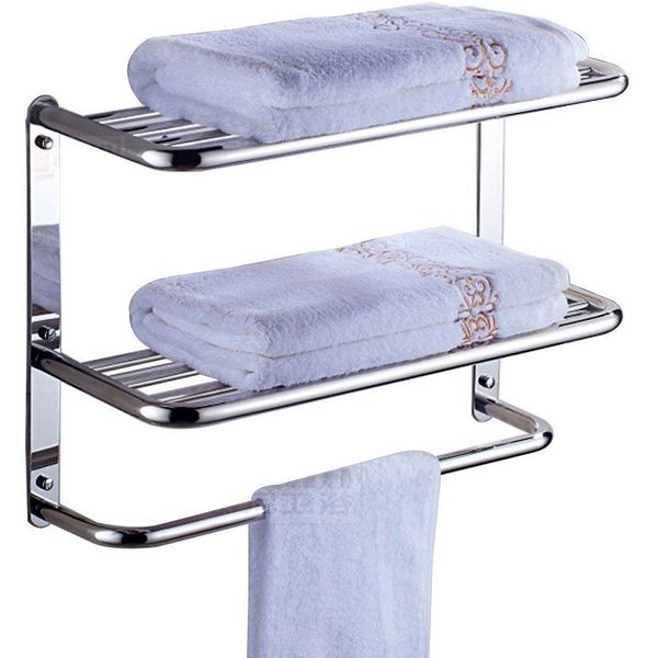 EX ELECTRONIX EXPRESS Hotel Style Towel Rack