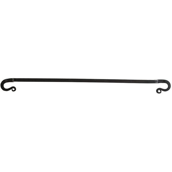 Marie Décor Handmade Wrought Iron Towel Bar