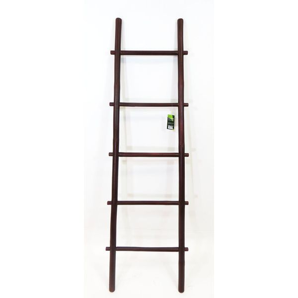 Master Garden Products Bamboo Ladder Towel Rack