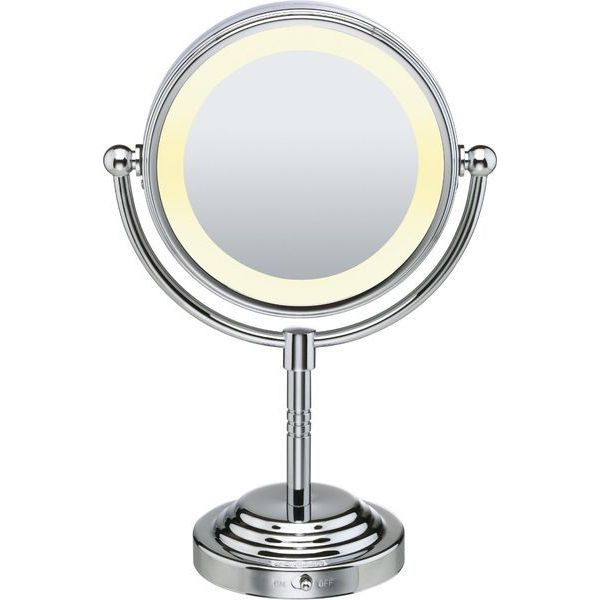 Conair Classique Double-Sided Lighted Makeup Mirror