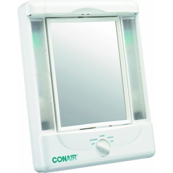 Conair Illumina Double-Sided Makeup Mirror