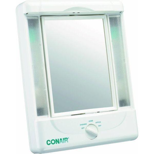 Conair Illumina Double-Sided Makeup Mirror