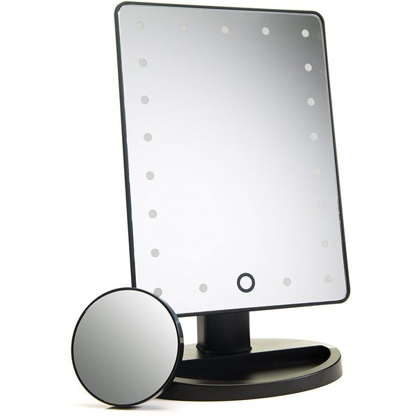 Absolutely Lush Natural Daylight Lighted Mirror