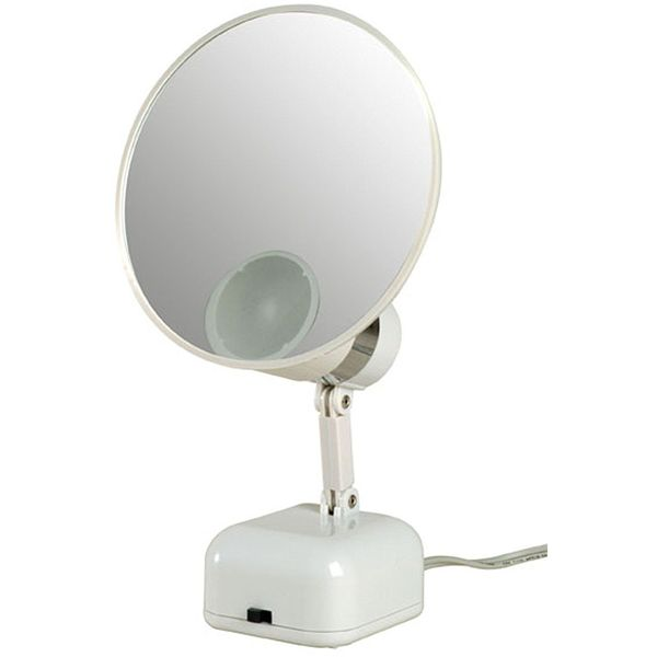 Floxite Supervision Magnifying Mirror w/ Light