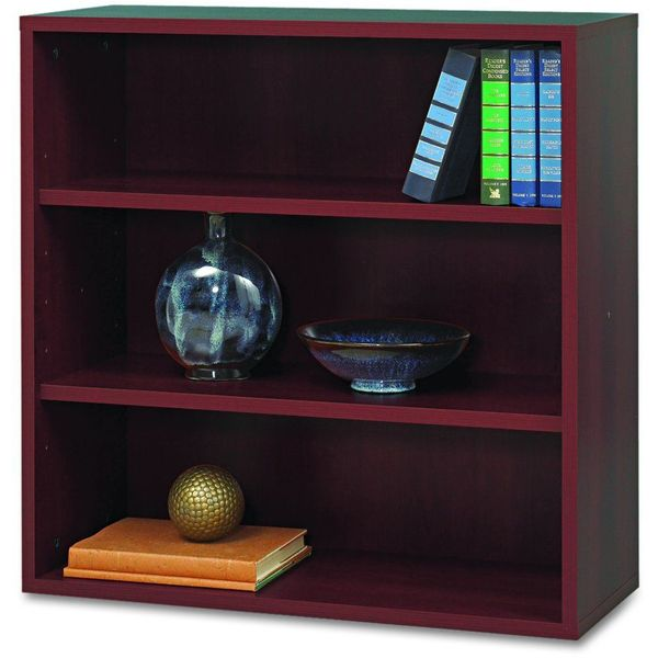 Safco Products Apres Mahogany Bookcase