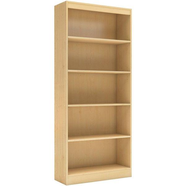 South Shore Axess Collection Bookcase, Natural Maple
