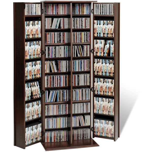 Large Deluxe Storage Cabinet with Locking Shaker Doors