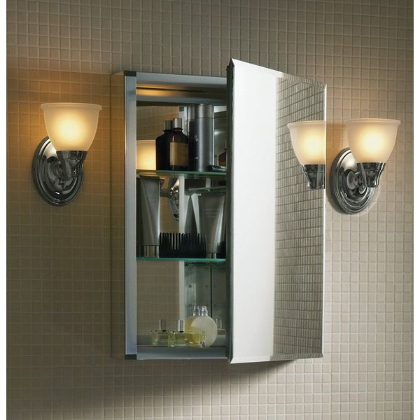 KOHLER Single Door Aluminum Cabinet