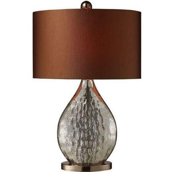 Dimond Sovereign Table Lamp in Antique Mercury