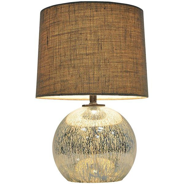 Threshold Globe Mercury Glass Table Lamp
