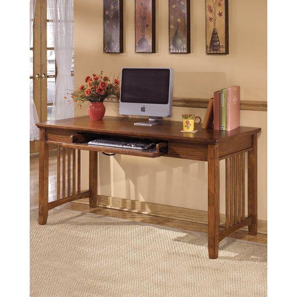 Ashley Furniture Signature Design Cross Island Mission Desk