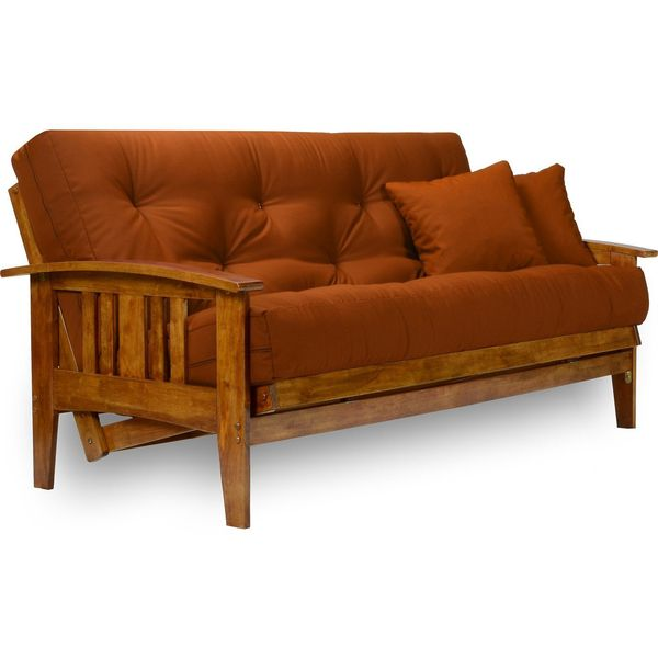 Westfield Mission Style Futon Frame, Full Size
