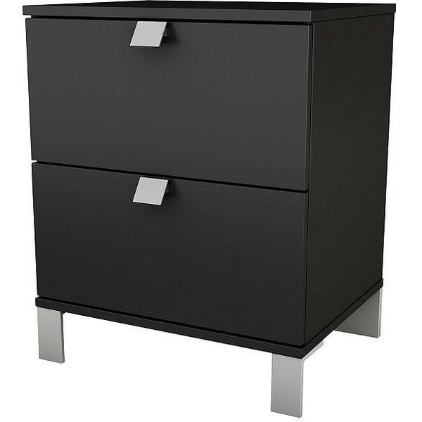 South Shore Spark Collection Modern Nightstand