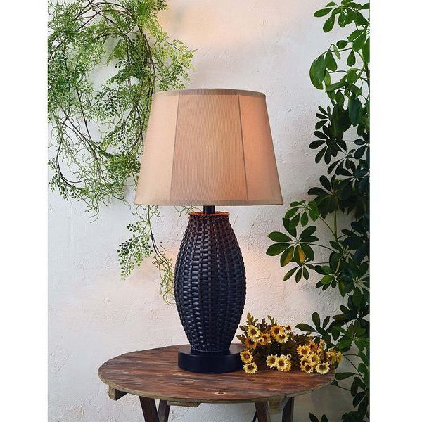 Kenroy Home Sunset Outdoor Table Lamp
