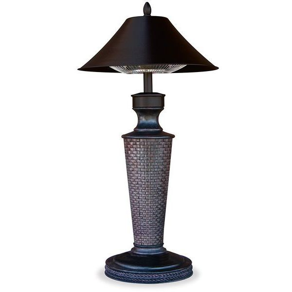 Endless Summer Electric Tabletop Heater/Lamp