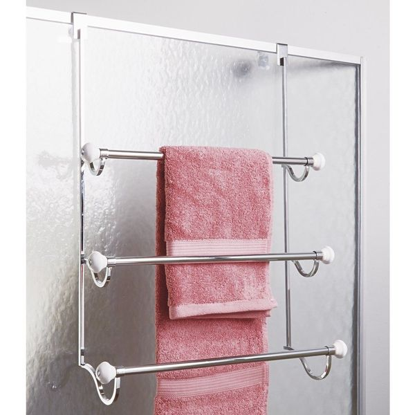 12 Best Over Door Towel Racks Of 2019 Easy Home Concepts