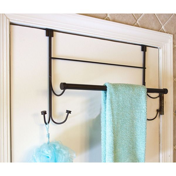 Over Door Towel Racks Easy Home Concepts