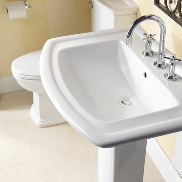 Barclay Washington 550 Pedestal Sink