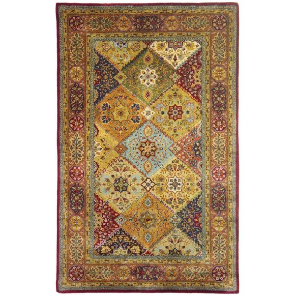 Safavieh Persian Legend Collection Handmade Persian Rug
